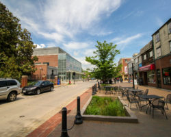 College Avenue - Rick Craig Photography